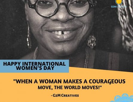 Women's Day, African Woman Quote, Nigeria Woman